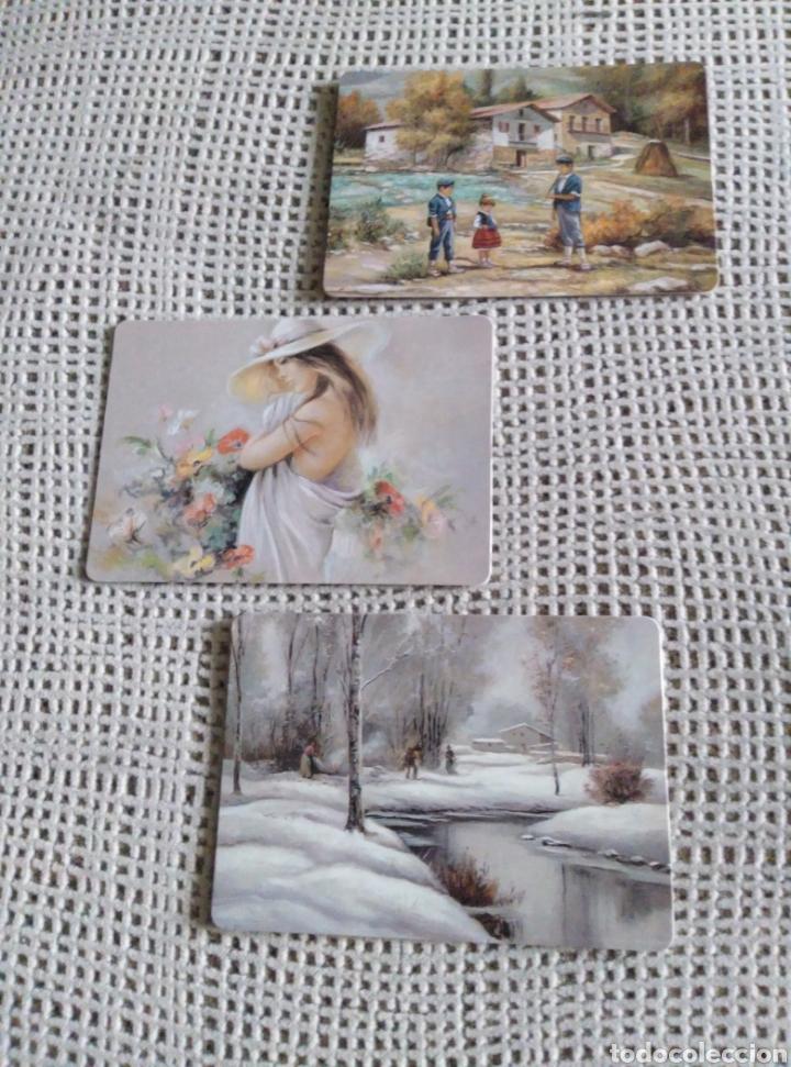 GRÁFICAS MUGUERZA 1996 PAMPLONA (Coleccionismo - Calendarios)