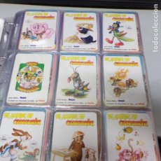 Coleccionismo Calendarios: COLECCIÓN CALENDARIOS PORTUGAL NESQUIK 1986. Lote 186345852