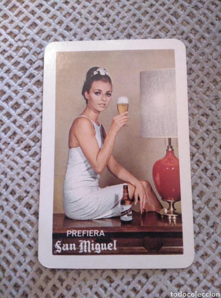 FOURNIER 1967 CERVEZA SAN MIGUEL (Coleccionismo - Calendarios)