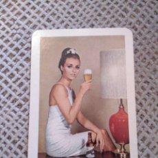 Coleccionismo Calendarios: FOURNIER 1967 CERVEZA SAN MIGUEL. Lote 187165740