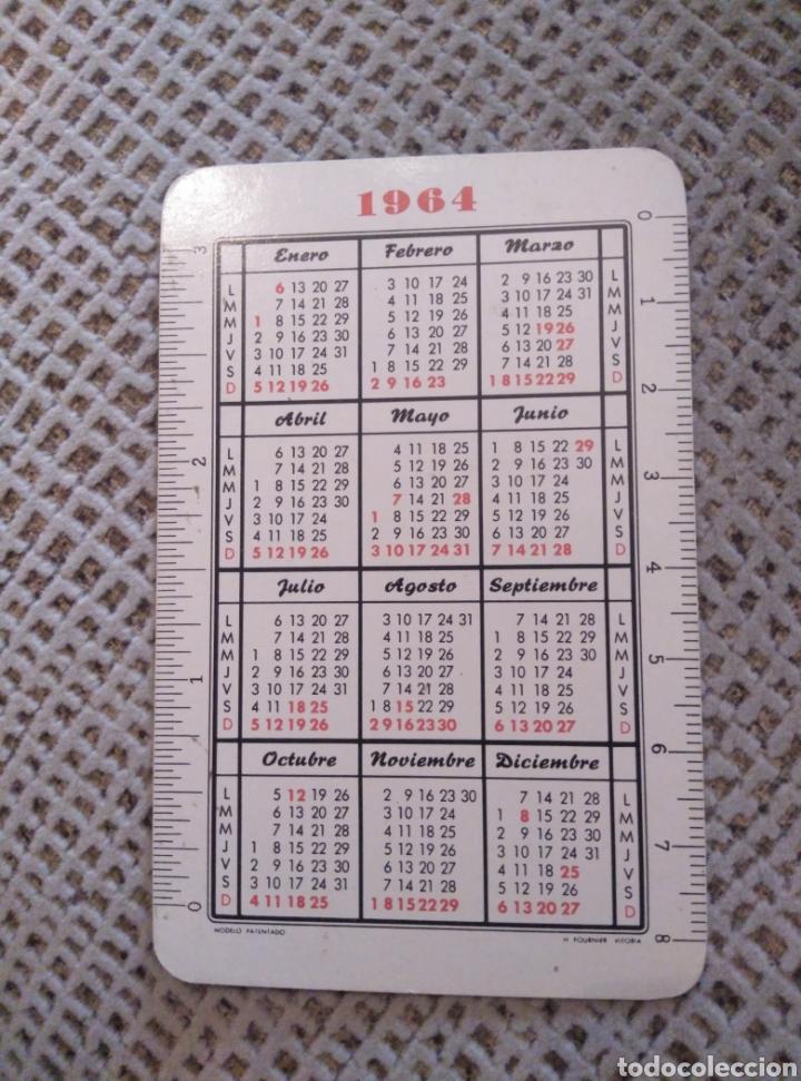 Coleccionismo Calendarios: Fournier 1964 Castillo de Javier Navarra - Foto 2 - 187167837