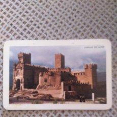 Coleccionismo Calendarios: FOURNIER 1964 CASTILLO DE JAVIER NAVARRA. Lote 187167837