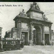 Coleccionismo Calendarios: CALENDARIO SERIE MADRID BLANCO Y NEGRO. AÑO 2020. Lote 187467087