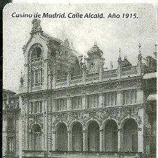 Coleccionismo Calendarios: CALENDARIO SERIE MADRID BLANCO Y NEGRO. AÑO 2020. Lote 187467117