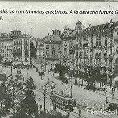 Coleccionismo Calendarios: CALENDARIO SERIE MADRID BLANCO Y NEGRO. AÑO 2020. Lote 187467140