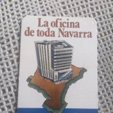 Coleccionismo Calendarios: CAJA DE AHORROS MUNICIPAL DE PAMPLONA 1980. Lote 187500572