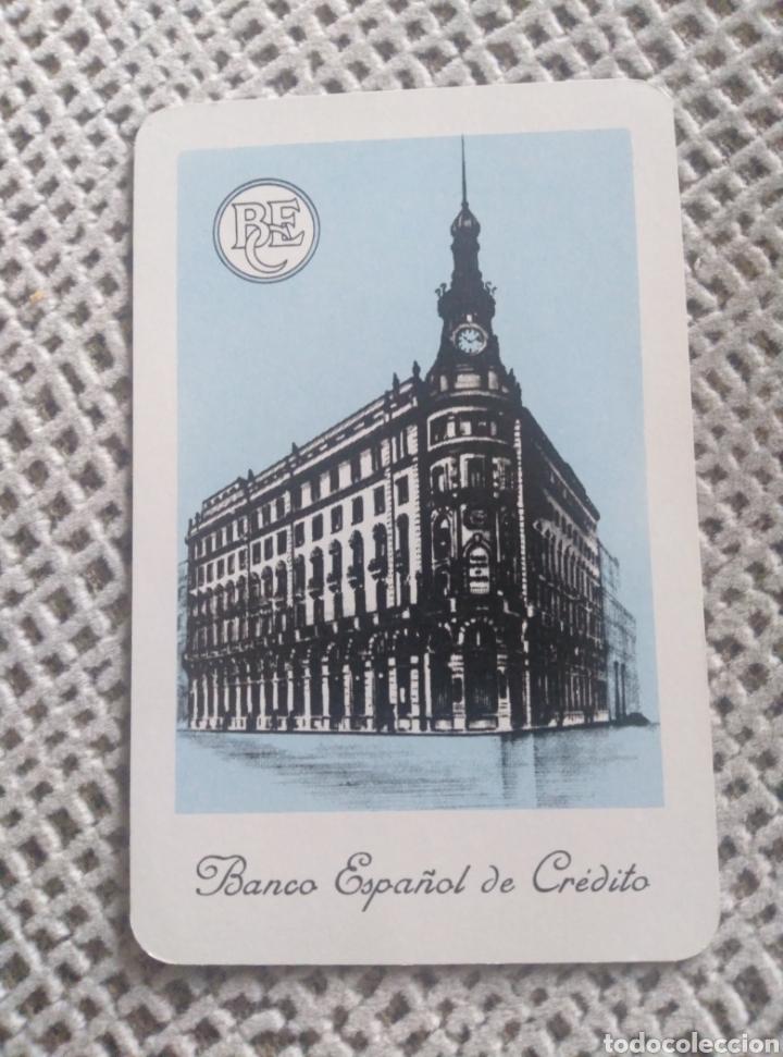 FOURNIER 1965 BANCO ESPAÑOL DE CRÉDITO (Coleccionismo - Calendarios)