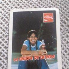 Coleccionismo Calendarios: FOURNIER 1979 COCA COLA. Lote 187503710