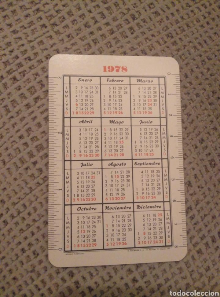 Coleccionismo Calendarios: Fournier 1978 Banco Guipuzcoano - Foto 2 - 187509458
