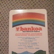 Coleccionismo Calendarios: FOURNIER 1985 BANKOA. Lote 187509976