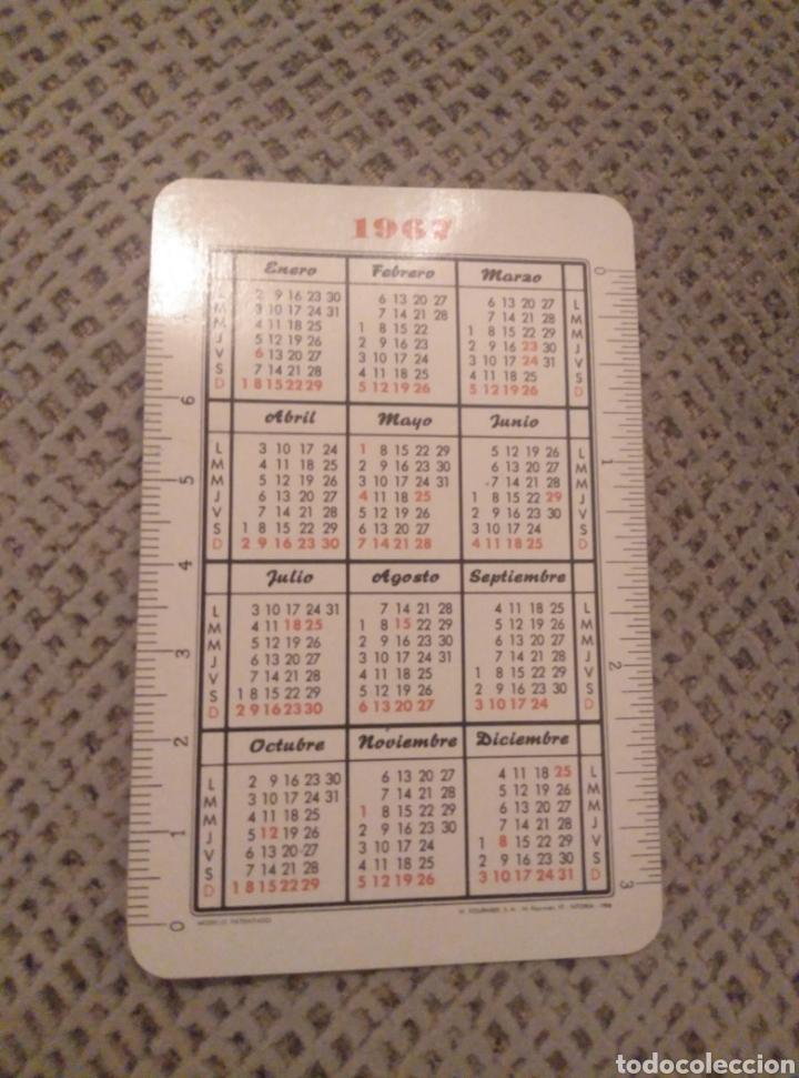 Coleccionismo Calendarios: Fournier 1967 Fagor - Foto 2 - 187513117