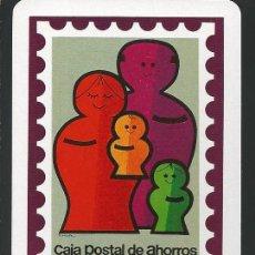 Coleccionismo Calendarios: CALENDARIO FOURNIER 1974 - CAJA POSTAL DE AHORROS - CORREOS (IMPECABLE). Lote 187618326
