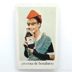 Coleccionismo Calendarios: CALENDARIO FOURNIER PROMOCIONAL SOBERANO, VERSIÓN CATALANA, MIXTO AÑOS 1968 - 1969. Lote 188740640