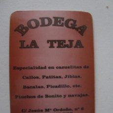Coleccionismo Calendarios: CALENDARIO PUBLICITARIO 2020. Lote 189828591