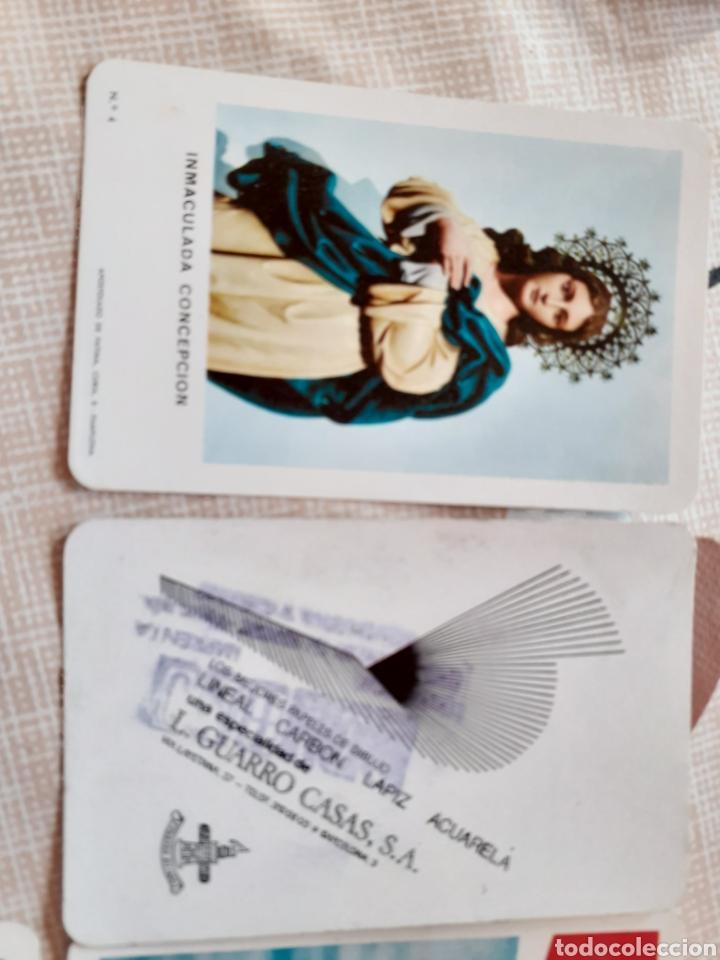 Coleccionismo Calendarios: Lote 5 calendarios fournier - Foto 2 - 190121703