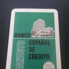 Coleccionismo Calendarios: FOURNIER 1970 BANCO BANESTO. Lote 190228917