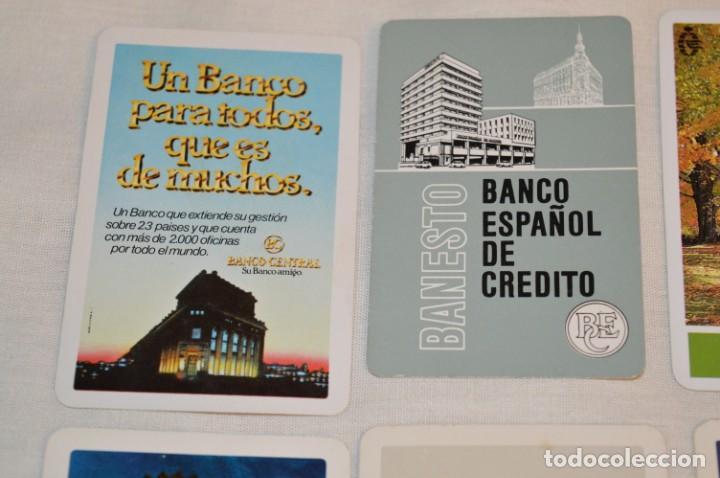Coleccionismo Calendarios: LOTE 9 CALENDARIOS variados FOURNIER - Años 60/70/80 y 90 - FOURNIER SPAIN - ¡Mira fotos y detalles! - Foto 2 - 190465172
