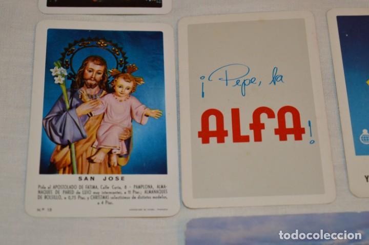 Coleccionismo Calendarios: LOTE 9 CALENDARIOS variados FOURNIER - Años 60/70/80 y 90 - FOURNIER SPAIN - ¡Mira fotos y detalles! - Foto 4 - 190465172
