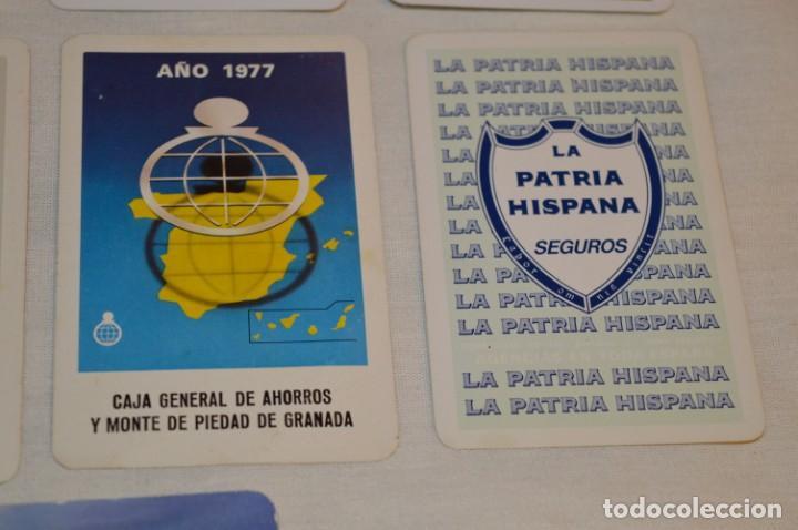 Coleccionismo Calendarios: LOTE 9 CALENDARIOS variados FOURNIER - Años 60/70/80 y 90 - FOURNIER SPAIN - ¡Mira fotos y detalles! - Foto 5 - 190465172