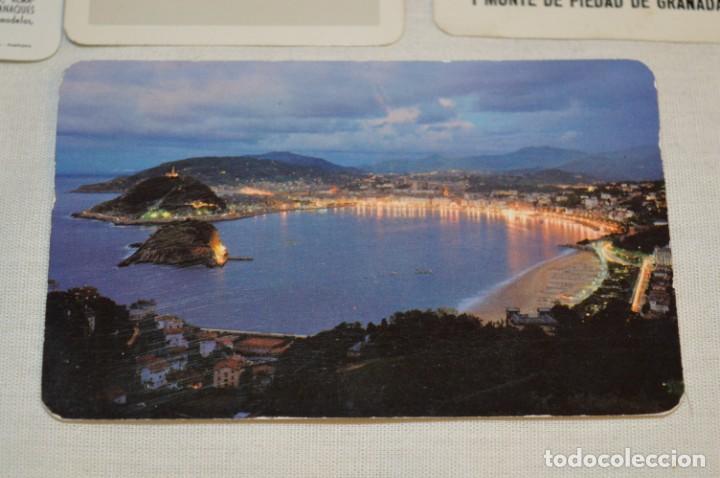 Coleccionismo Calendarios: LOTE 9 CALENDARIOS variados FOURNIER - Años 60/70/80 y 90 - FOURNIER SPAIN - ¡Mira fotos y detalles! - Foto 6 - 190465172