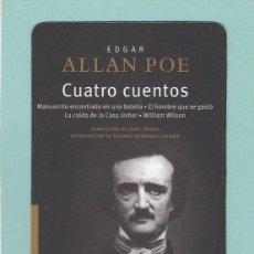 Collezionismo Calendari: CALENDARIO 2010 - KRK EDICIONES - CUATRO CUENTOS. Lote 190779460