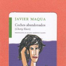 Collezionismo Calendari: CALENDARIO 2010 - KRK EDICIONES - COCHES ABANDONADOS (CHEVY BLUES). Lote 190779502