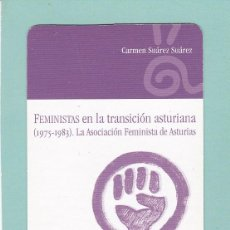 Collezionismo Calendari: CALENDARIO 2005 - KRK EDICIONES - FEMINISTAS EN LA TRANSICION ASTURIANA (1975-1985) .... Lote 190779803