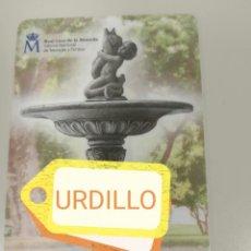 Coleccionismo Calendarios: CALENDARIO BOLSILLO - FÁBRICA NACIONAL DE MONEDA Y TIMBRE - FNMT - AÑO 2020. Lote 191419047