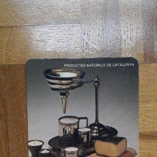 Collezionismo Calendari: CALENDARIO DE BANCOS Y CAJAS. CAIXA D`ESTALVIS DE CATALUNYA AÑO 1981. VER FOTO ADICIONAL. Lote 191565086