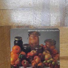 Collezionismo Calendari: CALENDARIO BANCOS Y CAJAS. CAIXA D`ESTALVIS DE CATALUNYA AÑO 1981. VER FOTO ADICIONAL. Lote 191566988
