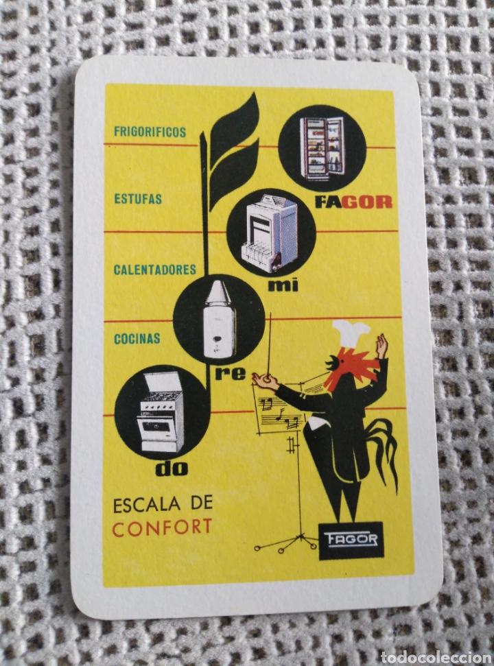 FOURNIER 1964 ELECTRODOMÉSTICOS FAGOR (Coleccionismo - Calendarios)