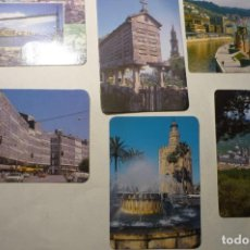 Coleccionismo Calendarios: LOTE CALENDARIOS PAISAJES DIF.AÑOS. Lote 191632546