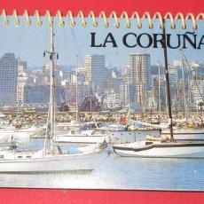 Coleccionismo Calendarios: CALENDARIO DE MESA. LA CORUÑA 1982.. Lote 191711957