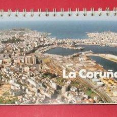 Coleccionismo Calendarios: CALENDARIO DE MESA. LA CORUÑA 1988.. Lote 191712261