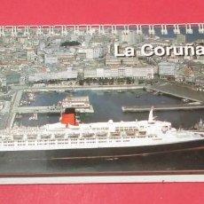 Coleccionismo Calendarios: CALENDARIO DE MESA. LA CORUÑA 1996.. Lote 191712925