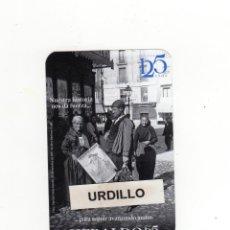 Coleccionismo Calendarios: CALENDARIO BOLSILLO - HERALDO DE ARAGÓN - AÑO 2020. Lote 191838467