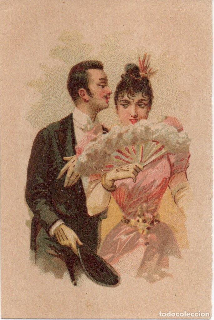 ANTIGUO Y PRECIOSO CALENDARIO -AÑO 1895 (Coleccionismo - Calendarios)