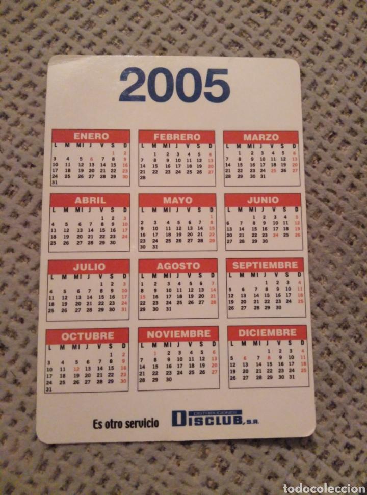Coleccionismo Calendarios: Disclub,s.a. 2005 Britney Spears - Foto 2 - 192194068