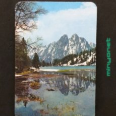 Coleccionismo Calendarios: CALENDARIO DE SERIE ESCUDO DE ORO 1993 PAISAJE DE MONTAÑA. Lote 192850683