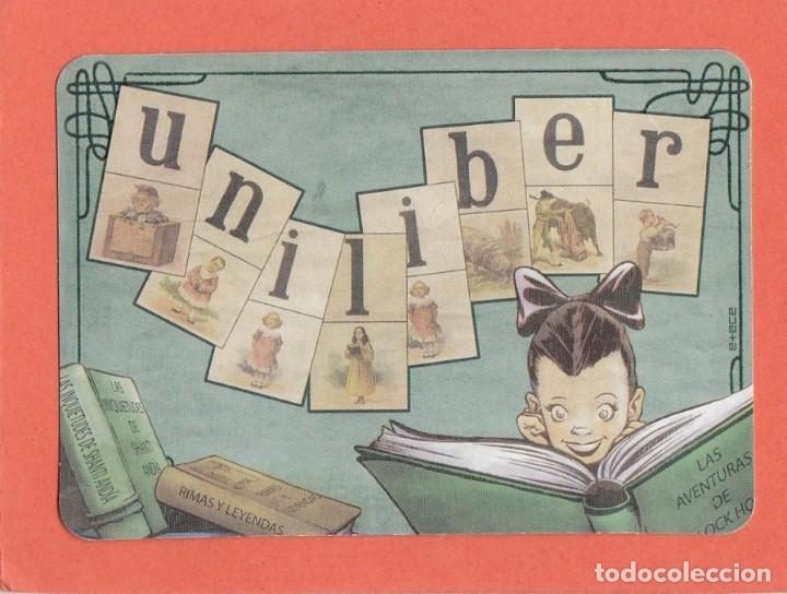 CALENDARIO 2011 - UNILIBER (Coleccionismo - Calendarios)