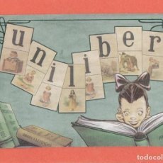 Coleccionismo Calendarios: CALENDARIO 2011 - UNILIBER. Lote 194239152