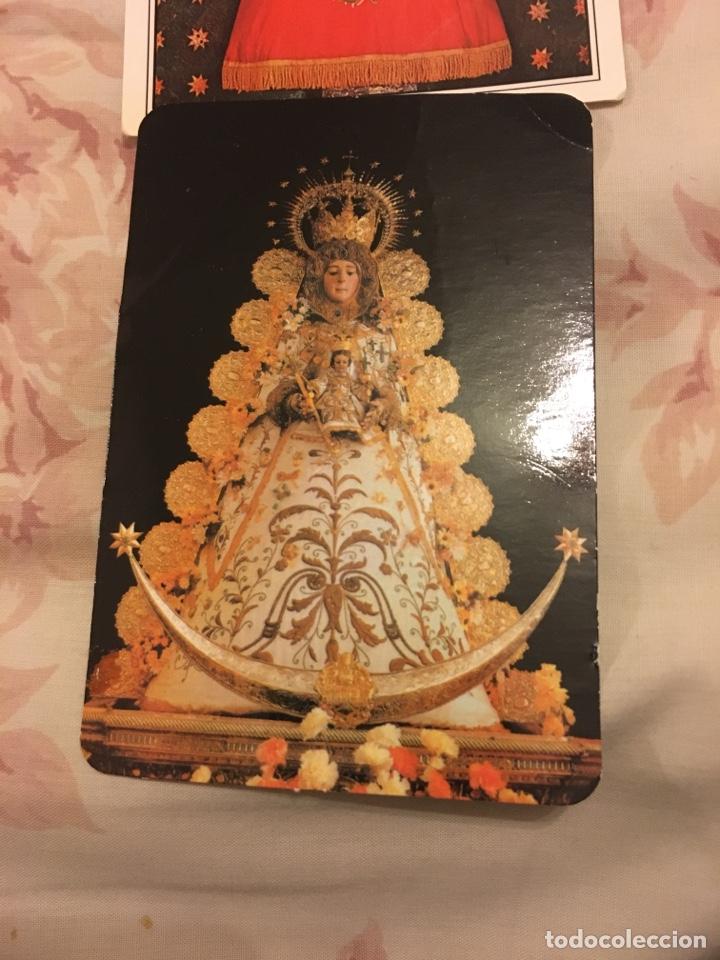Coleccionismo Calendarios: Calendarios LA VIRGEN - Foto 2 - 194250570
