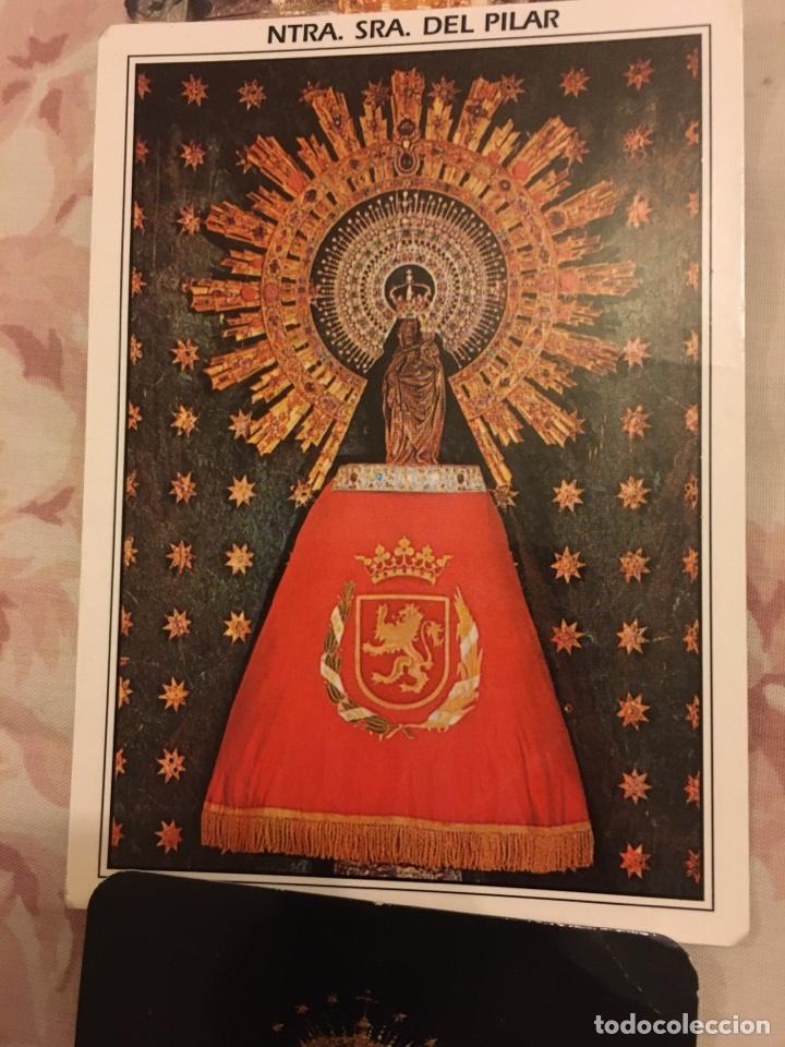 Coleccionismo Calendarios: Calendarios LA VIRGEN - Foto 3 - 194250570