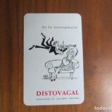 Coleccionismo Calendarios: CALENDARIO FOURNIER-DISTOVAGAL-DEL1973 VER FOTOS. Lote 194262070