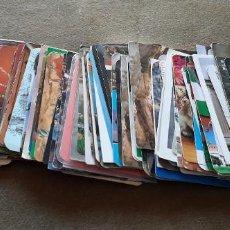 Coleccionismo Calendarios: LOTE CON 125 CALENDARIOS VARIADOS - MUCHOS PUBLICITARIOS - VER TODOS. Lote 194263195