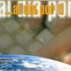 Coleccionismo Calendarios: CALENDARIO PUBLICITARIO - 2004 - RECURSOS HUMANOS SERVICIO CANARIO DE SALUD. Lote 194266145