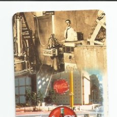 Coleccionismo Calendarios: CALENDARIO DE BOLSILLO 2000 COCA-COLA (CATALÁN). Lote 194310290