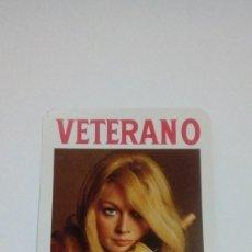 Coleccionismo Calendarios: CALENDARIO FOURNIER VETERANO OSBORNE 1973 PERFECTO ESTADO . Lote 194330565