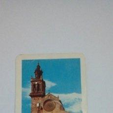 Coleccionismo Calendarios: CALENDARIO FOURNIER MEDICAL S.A. 1967 CORDOBA PARROQUIA DE SAN LORENZO. Lote 194330738