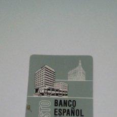 Coleccionismo Calendarios: CALENDARIO FOURNIER BANCO ESPAÑOL DE CREDITO BANESTO 1982 PERFECTO ESTADO . Lote 194330914